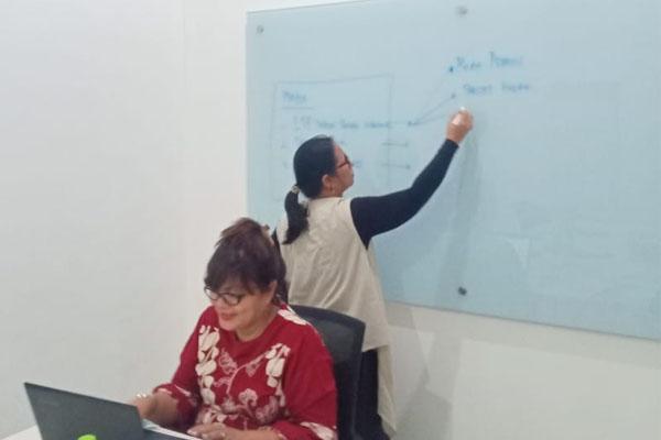Pendidikan dan Pelatihan Asesmen Nasional, Uji Kompetensi dan Sertifikasi Profesi Televisi Standar Internasional 4