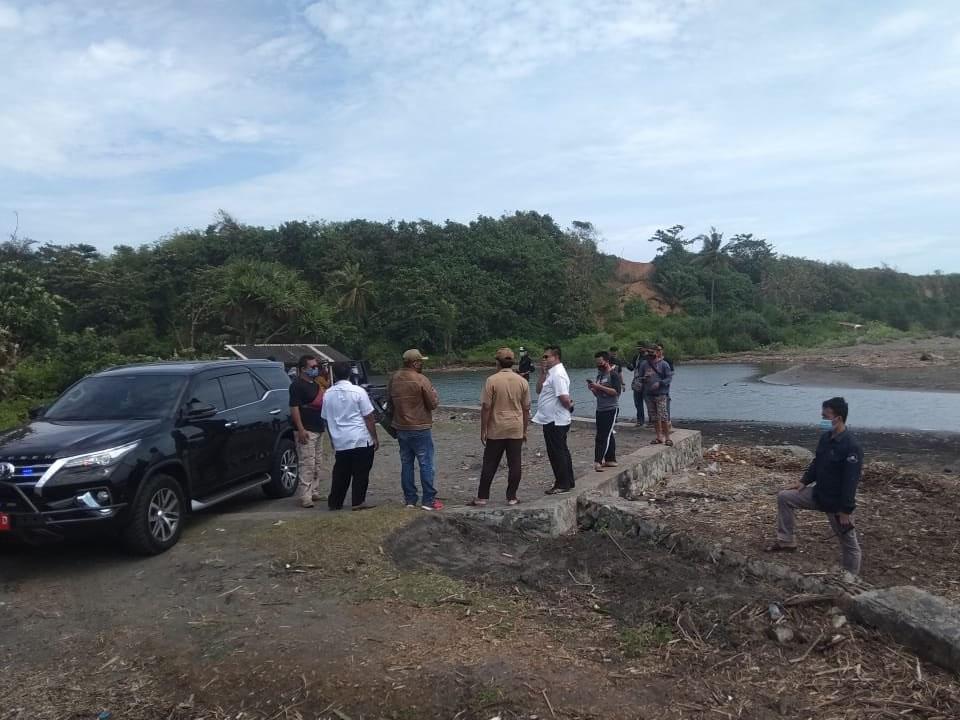 Kunjungan Wakil Bupati Garut, Bapak Helmi Budiman ke Lokasi Wisata Desa Karangsari, Garut.