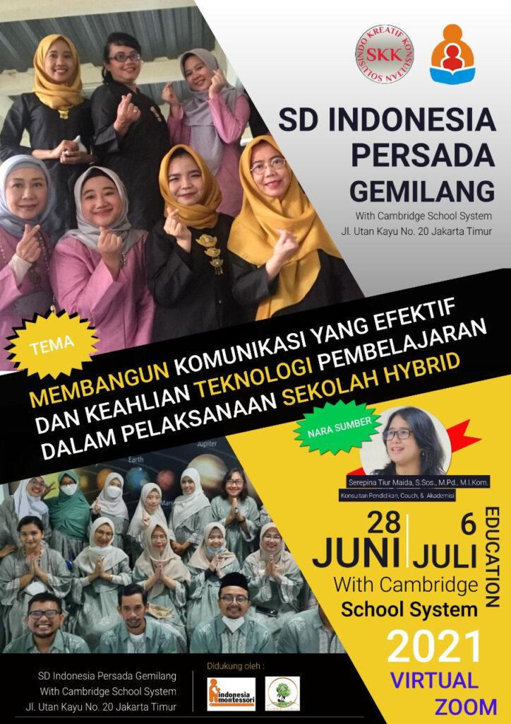 SD INDONESIA PERSADA